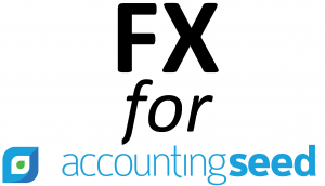 FX for Accounting Seed Logo