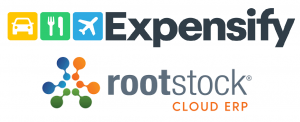 expensify rootstock logo